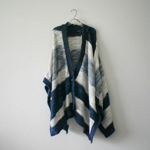 Lane Bryant Dolman style Openfront Cardigan